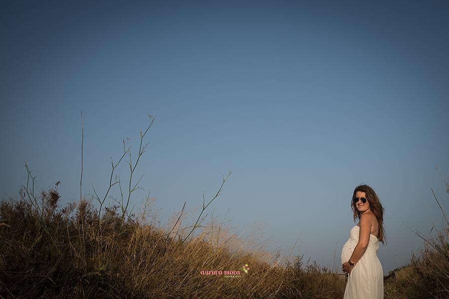 Marta y ruben sesion de embarazo aurora mora - Fotografos de murcia ...